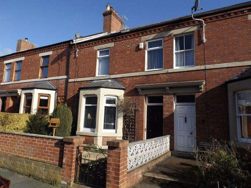 4 Bedrooms Terraced House for sale in Olympia Gardens, Morpeth