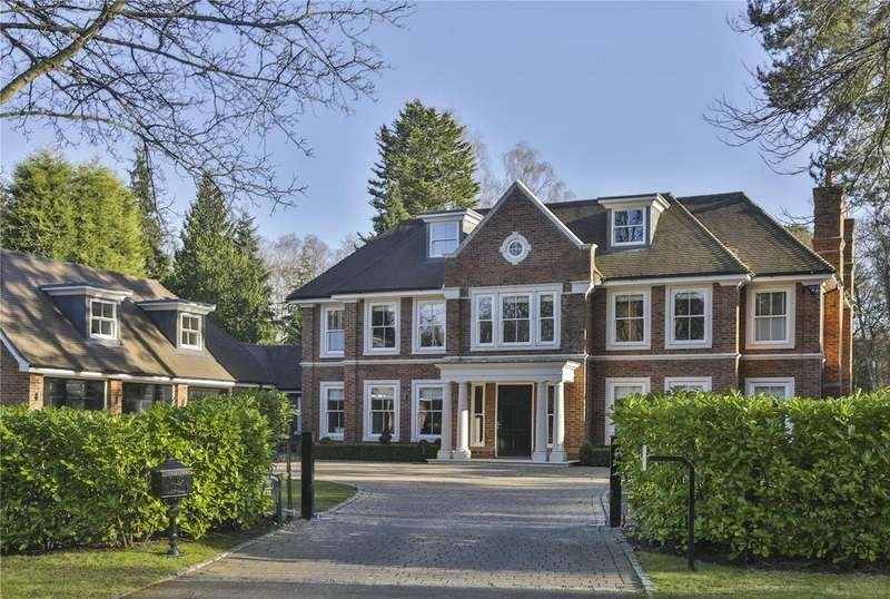 5 Bedrooms Detached House for sale in Prince Consort Drive, Ascot, Berkshire, SL5