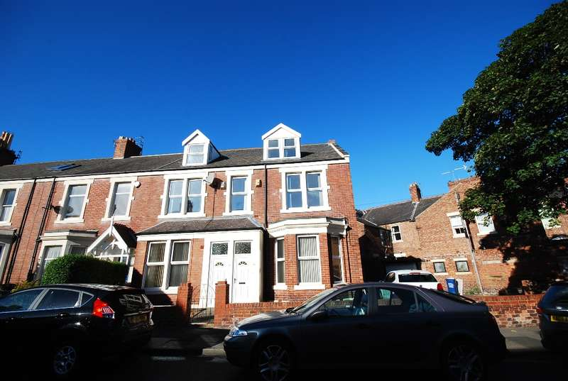 4 Bedrooms Terraced House for rent in Windsor Terrace, Gosforth