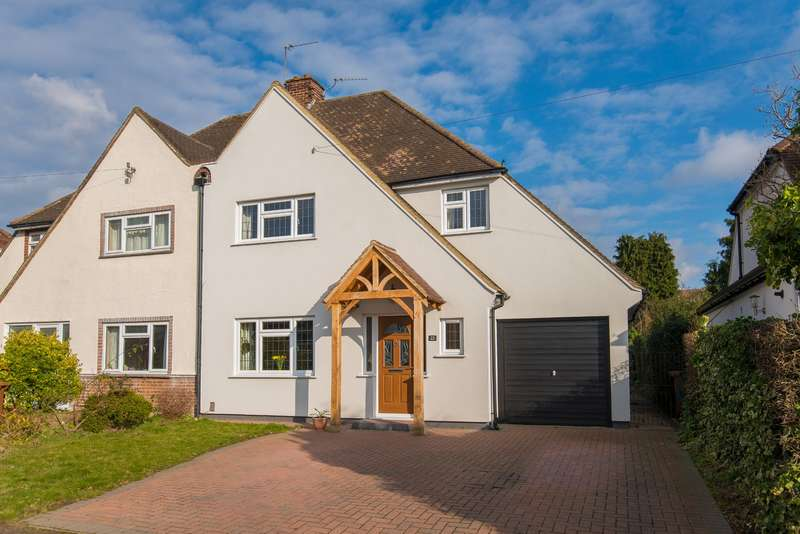 3 Bedrooms Semi Detached House for sale in The Highlands, Rickmansworth, Hertfordshire