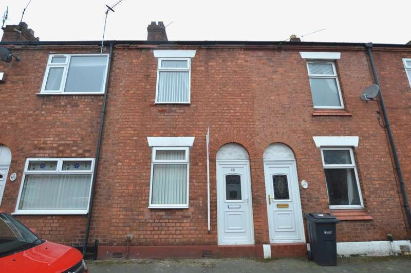 2 Bedrooms Terraced House for sale in Well Street, Winsford, CW7