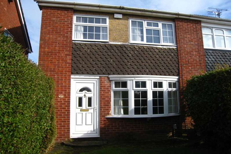 3 Bedrooms Semi Detached House for sale in Hovelands Close, Henley Green , Coventry, CV2