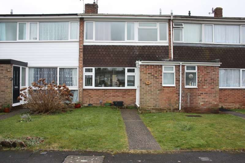 3 Bedrooms Terraced House for sale in Hanwood Close, Woodley, Reading, RG5