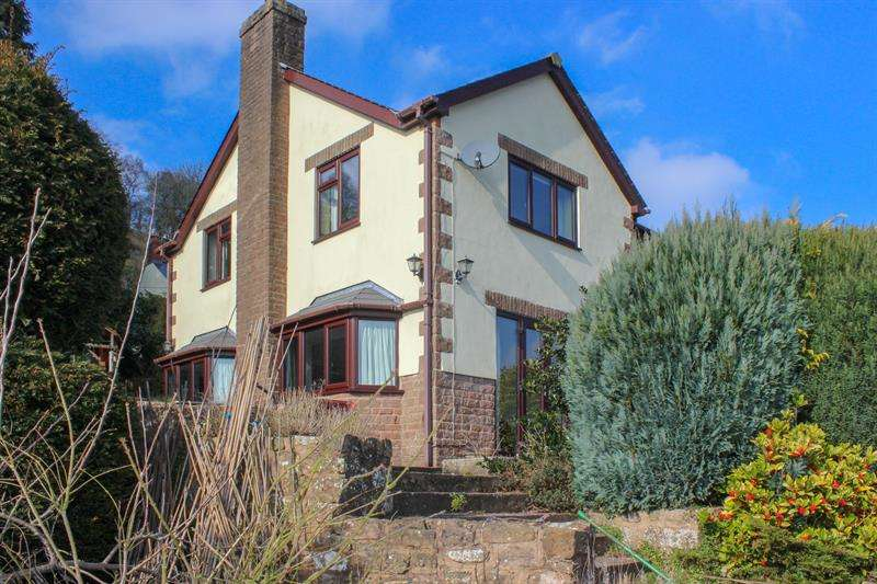 3 Bedrooms Detached House for sale in Plump Hill, Mitcheldean
