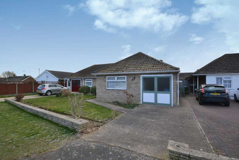 3 Bedrooms Bungalow for sale in Van Gogh Place, North Bersted, Bognor Regis, West Sussex, PO22 0BG