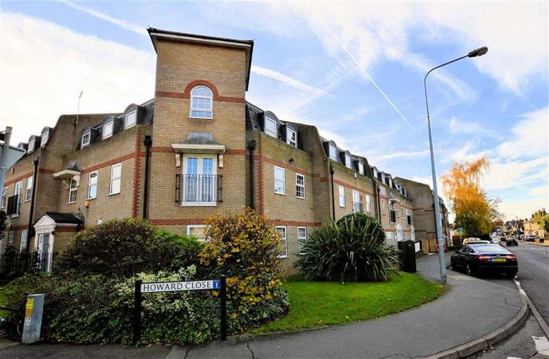 2 Bedrooms Flat for rent in Porter House, Howard Close, Waltham Abbey