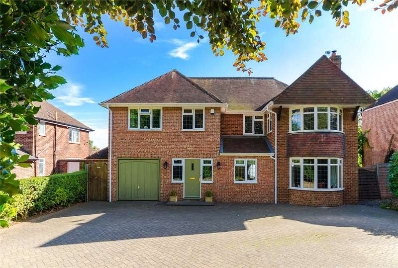 5 Bedrooms Detached House for sale in Barrowby Road, Grantham, NG31