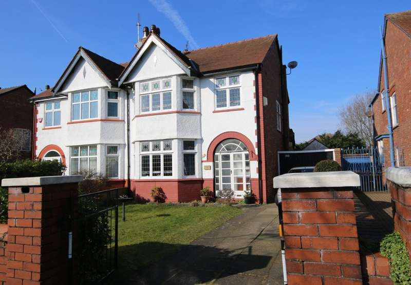 3 Bedrooms Semi Detached House for sale in Churchgate, Churchtown, Southport