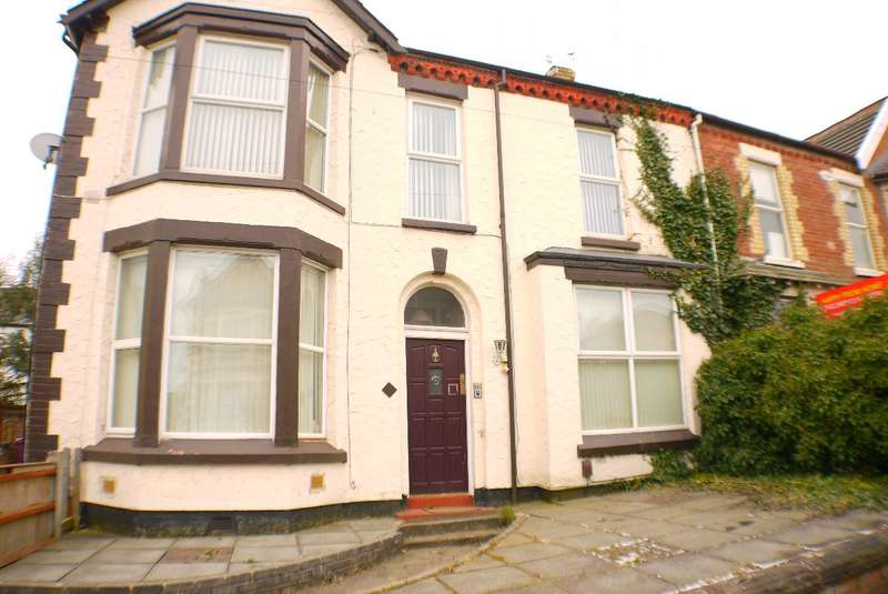 Apartment Flat for rent in Molineux Avenue, Liverpool, L14