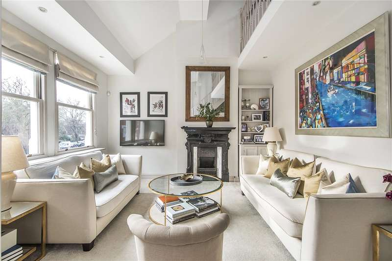 2 Bedrooms Flat for sale in Colehill Lane, London, SW6