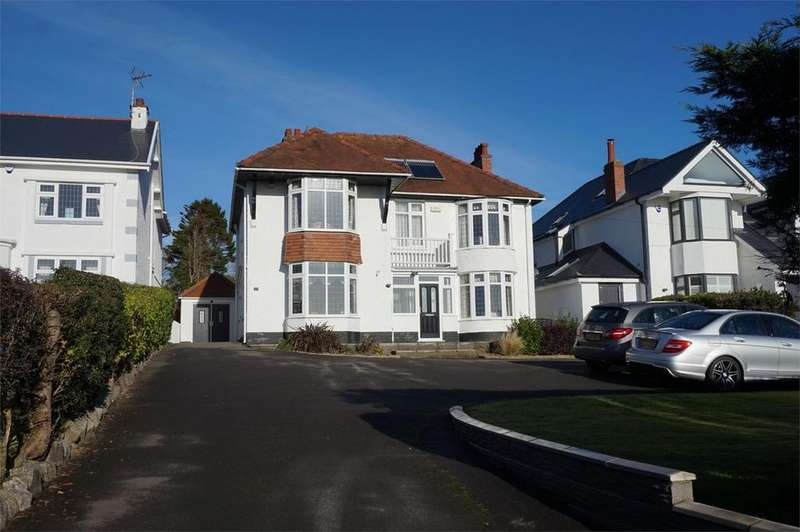 5 Bedrooms Detached House for sale in Caswell Road, Caswell, Swansea