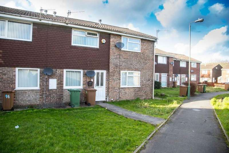 2 Bedrooms Terraced House for sale in LLys - Y - Celyn , Mornington Meadows, Caerphilly, CF83 3QH