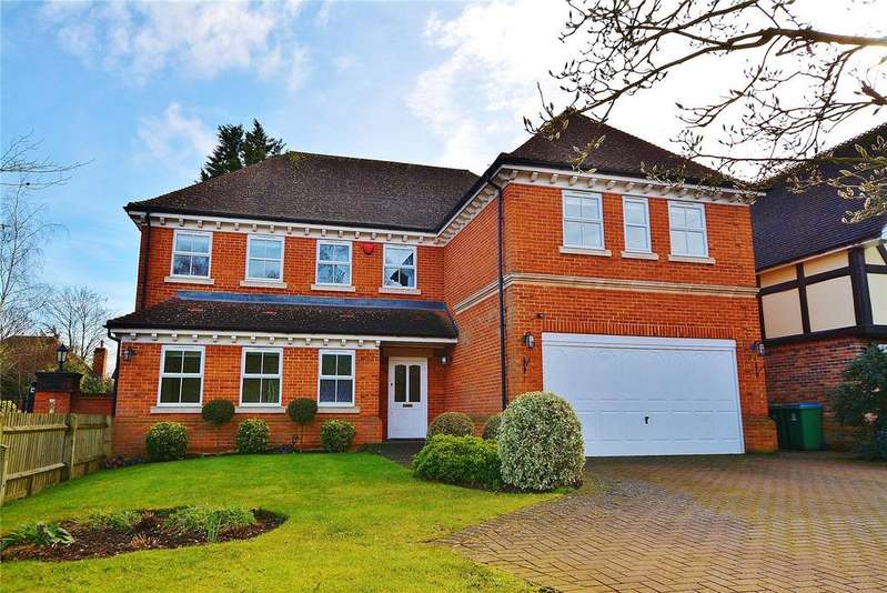 5 Bedrooms Detached House for rent in Green Lane, Watford, Hertfordshire, WD19