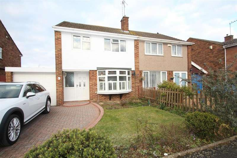 3 Bedrooms Semi Detached House for sale in Trinity Road, Old Wolverton, Milton Keynes