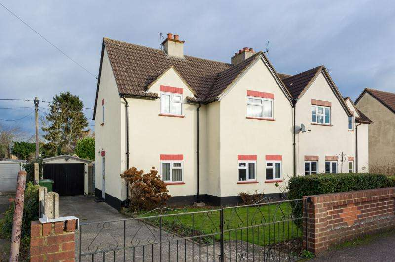3 Bedrooms Semi Detached House for sale in Bowyer Road, Abingdon