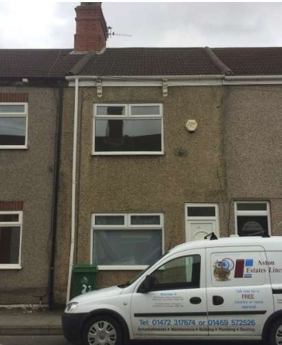 3 Bedrooms Terraced House for sale in Rutland Street, Grimsby DN32