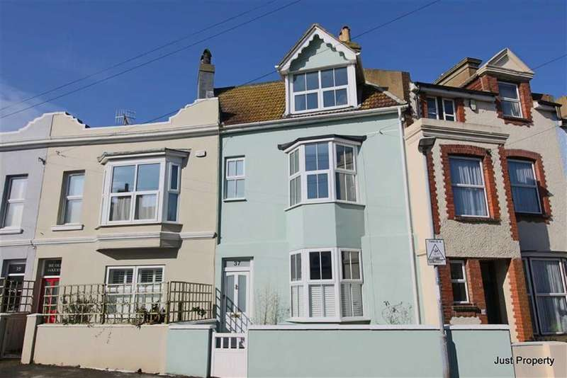 3 Bedrooms Terraced House for sale in Plynlimmon Road, Hastings
