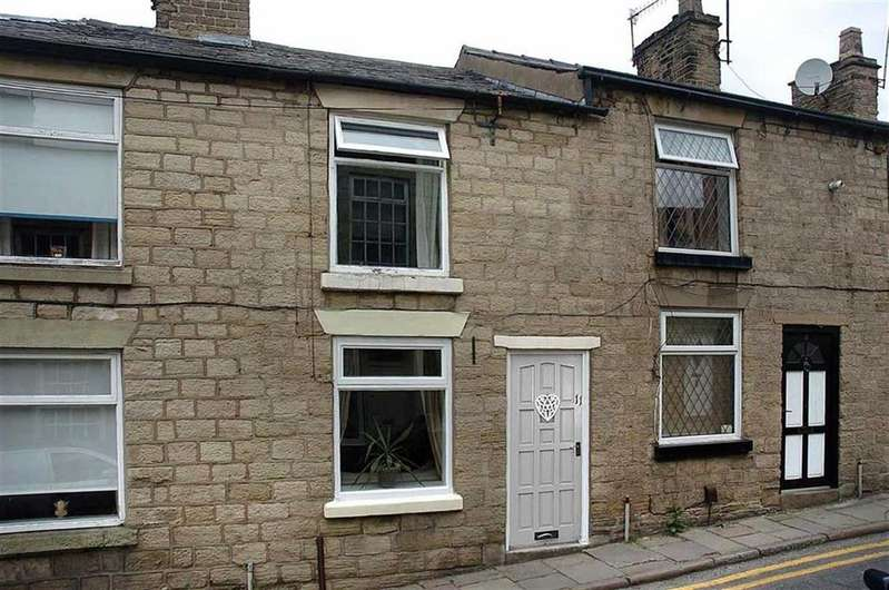 1 Bedroom Terraced House for sale in High Street, Bollington, Macclesfield