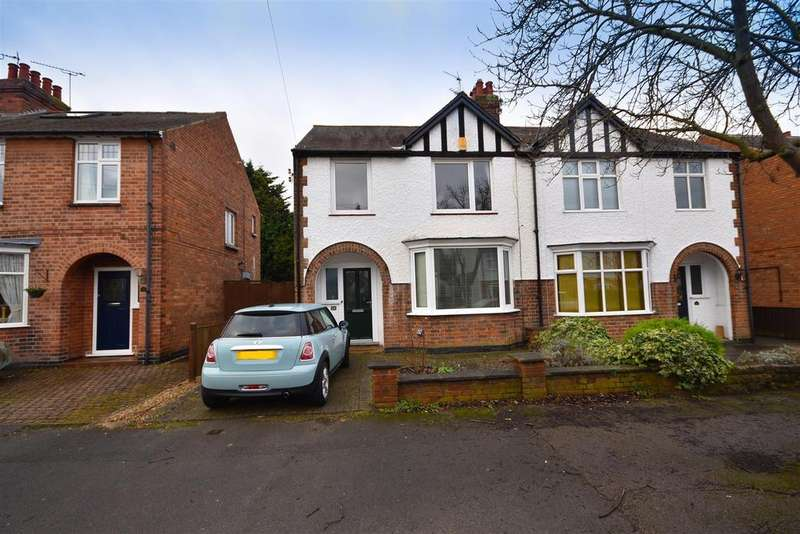3 Bedrooms Semi Detached House for sale in Willoughby Road, West Bridgford, Nottingham