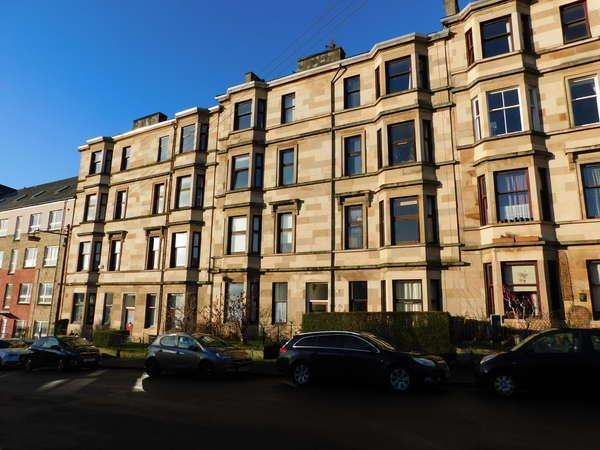 2 Bedrooms Flat for sale in 1/1, 27 Kirkland Street, North Kelvinside, Glasgow, G20 6SY