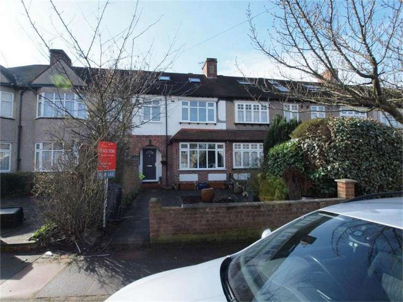 4 Bedrooms Terraced House for sale in Wickham Crescent, West Wickham, Kent