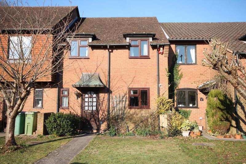 3 Bedrooms Terraced House for sale in Old Common, Locks Heath SO31