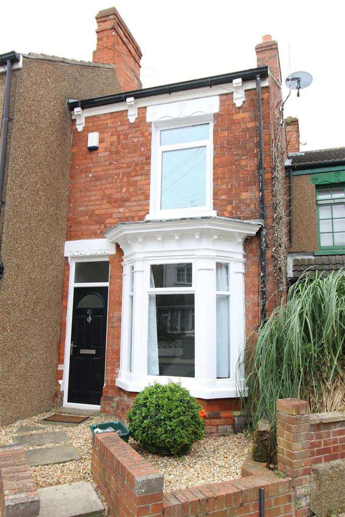 2 Bedrooms Terraced House for rent in Yarra Road, Cleethorpes