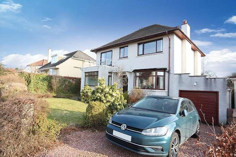 4 Bedrooms Detached House for sale in 5 Kelvin Crescent, Bearsden, G61 1BT