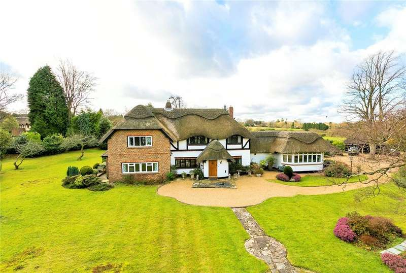 6 Bedrooms Detached House for sale in Woodhouse Lane, Holmbury St. Mary, Dorking, Surrey, RH5