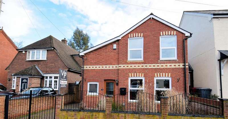 3 Bedrooms Detached House for sale in Downing Road, Tilehurst, Reading