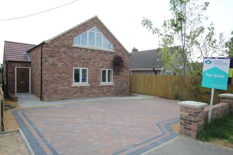 4 Bedrooms Detached House for sale in Gorefield Road, Leverington