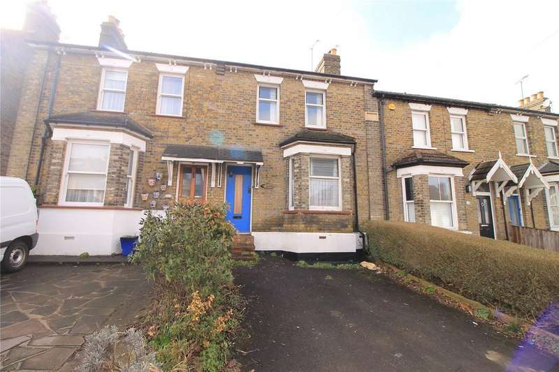 3 Bedrooms Terraced House for sale in Ongar Road, Brentwood, Essex, CM15