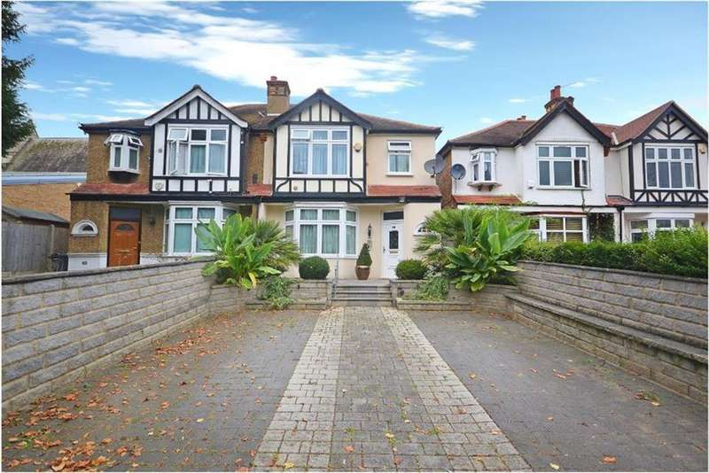 3 Bedrooms Semi Detached House for sale in Church Road, Isleworth, TW7 4PR