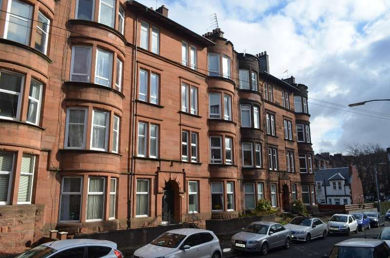 2 Bedrooms Flat for sale in Mount Stuart Street, Flat 3/1, Glasgow, Glasgow, G41 3AN