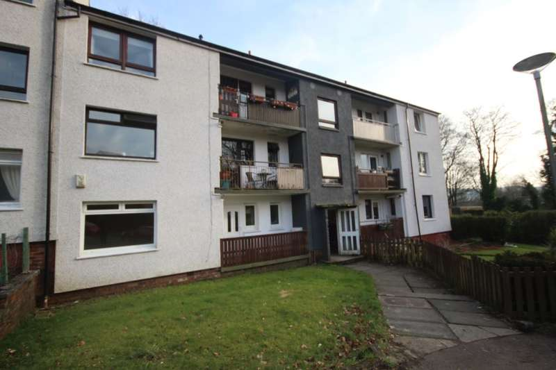 2 Bedrooms Flat for sale in Fulton Crescent, Kilbarchan, Johnstone, PA10