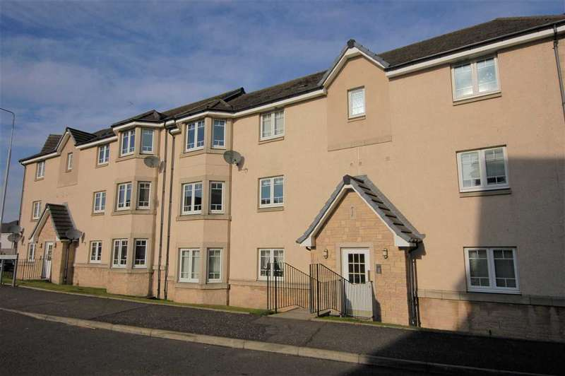 2 Bedrooms Apartment Flat for sale in Osprey Crescent, Dunfermline