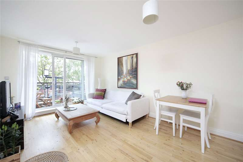 2 Bedrooms Flat for sale in Anchor House, Wandsworth, London, SW18