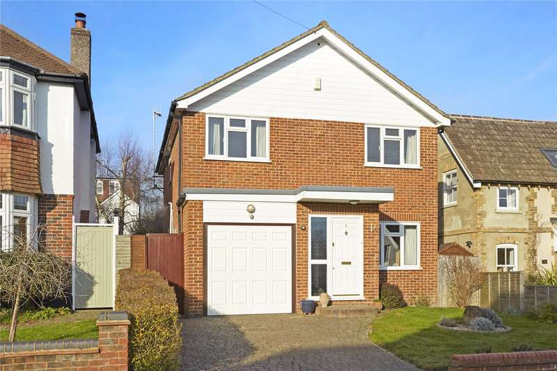 4 Bedrooms Detached House for sale in South Albert Road, Reigate, Surrey, RH2