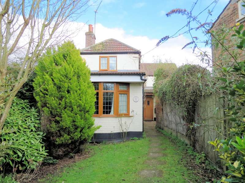 3 Bedrooms Cottage House for sale in The Green, Upton, NR13