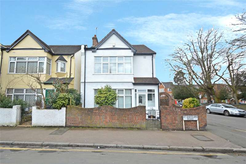 3 Bedrooms Detached House for sale in St. Saviours Road, Croydon