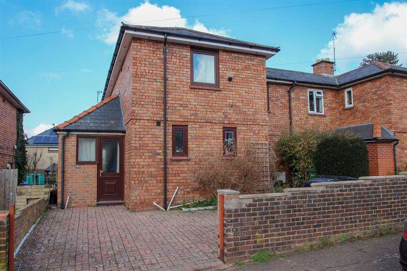 3 Bedrooms Semi Detached House for sale in Middleton Avenue, Ross-On-Wye