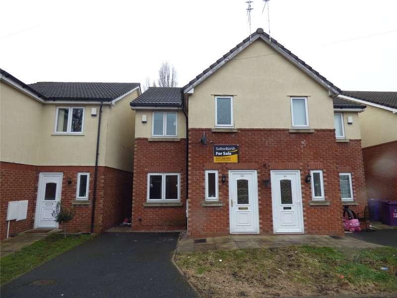 3 Bedrooms Semi Detached House for sale in Carr Close, Liverpool, Merseyside, L11