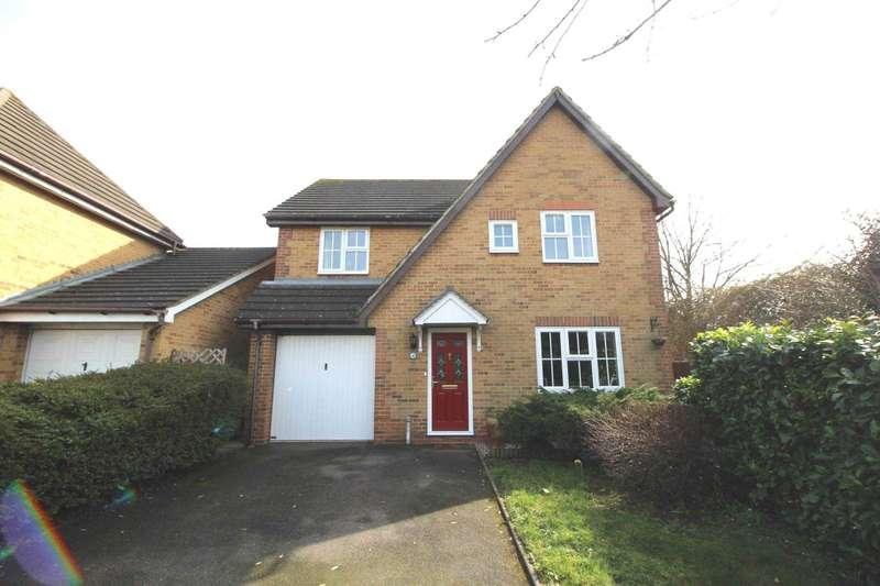 4 Bedrooms Detached House for sale in Temple Way, Heybridge