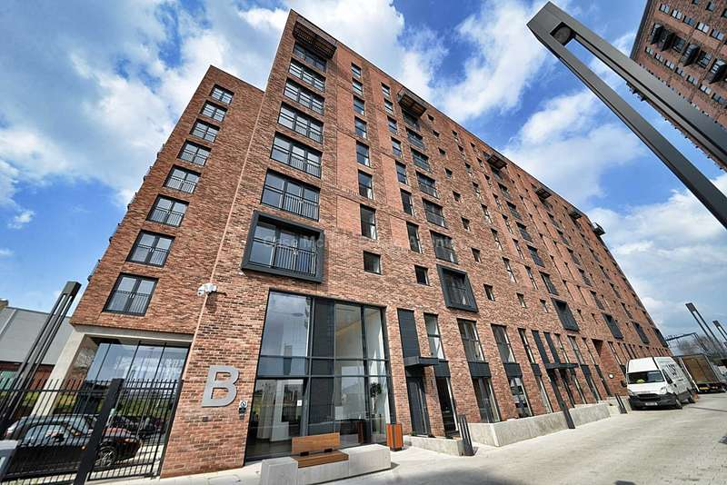 2 Bedrooms Apartment Flat for sale in Wilburn Basin, Wilburn Wharf, Ordsall Lane, Salford, M5 4XR