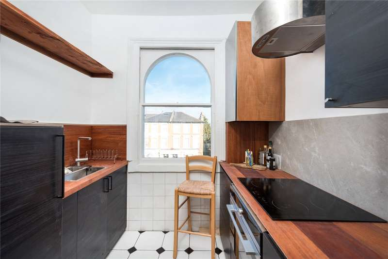 1 Bedroom Flat for sale in Trinity Crescent, London, SW17