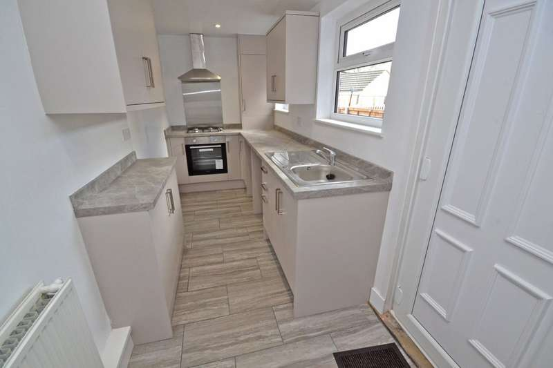2 Bedrooms Terraced House for sale in Warwick Street, Agbrigg, Wakefield