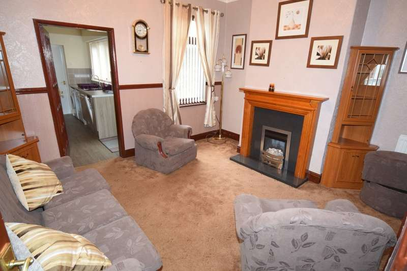 2 Bedrooms Terraced House for sale in Osborne Street, Barrow-in-Furness, Cumbria, LA14 5SA