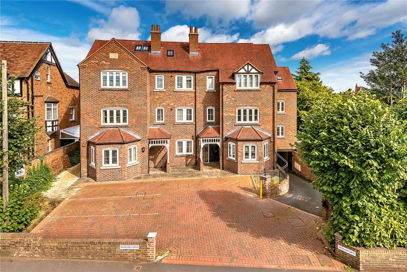 2 Bedrooms Flat for sale in Apartment 6, Westgate Lawns, Salop Street, Bridgnorth, Shropshire, WV16
