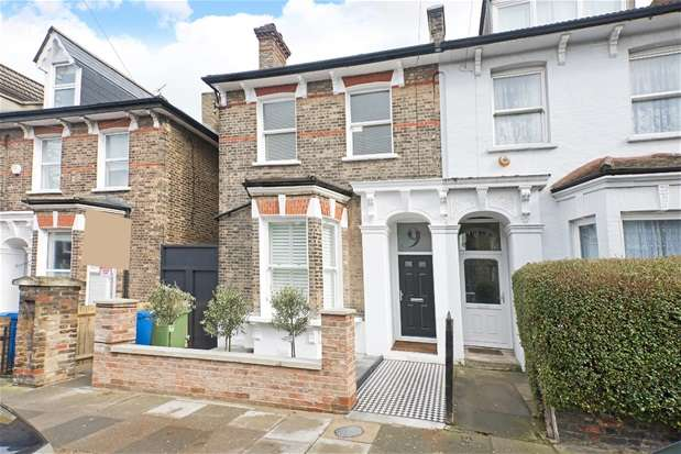 2 Bedrooms Flat for sale in Derwent Grove, East Dulwich