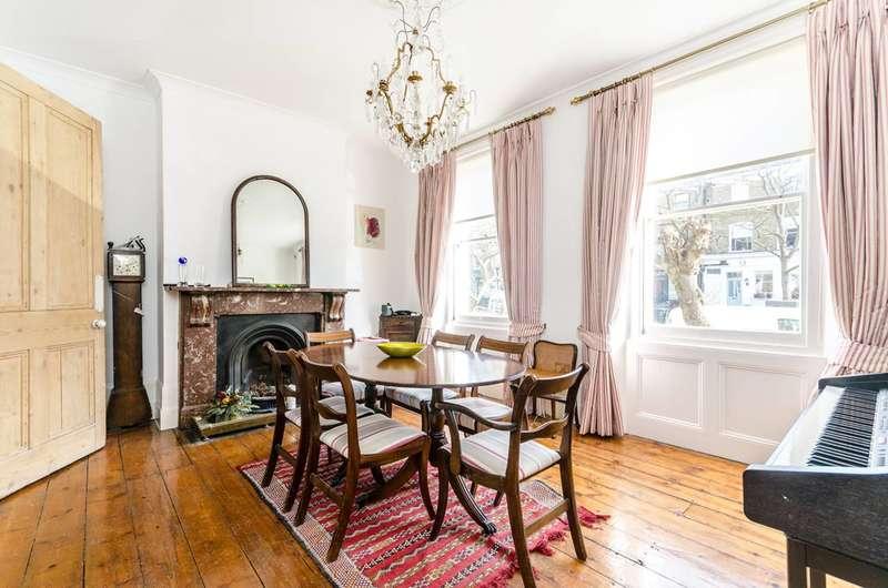 4 Bedrooms House for rent in Upper Brockley Road, Brockley, SE4